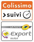 Colissimo et La Poste Export Suivi