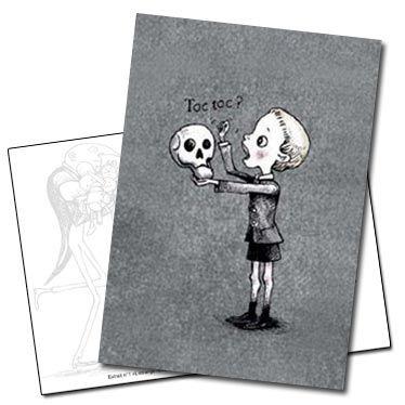 Carte postale Arthur de Lionel Richerand