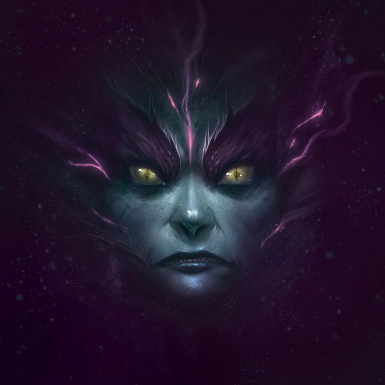 Couverture de la version 4 de la boîte de jeu Abyss