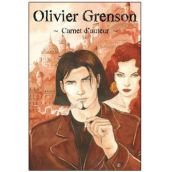 Carnet de croquis Olivier Grenson