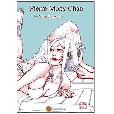 Deuxième carnet de croquis de Pierre-Mony Chan