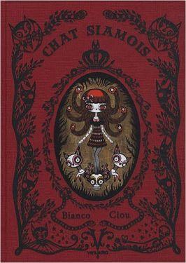 Couverture de l'album Chat siamois de Ciou