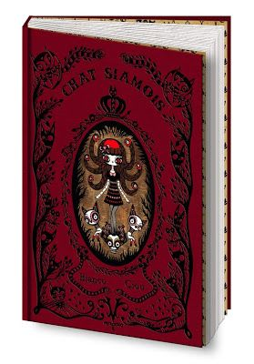 visuel du livre Chat siamois