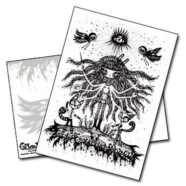 Carte postale Man's Ruin de Ciou