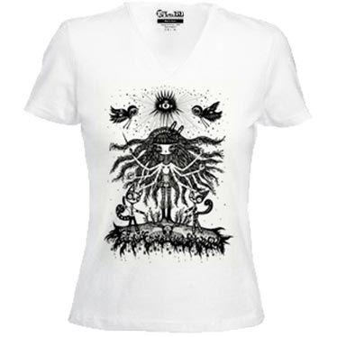 T-shirt man's ruin de Ciou