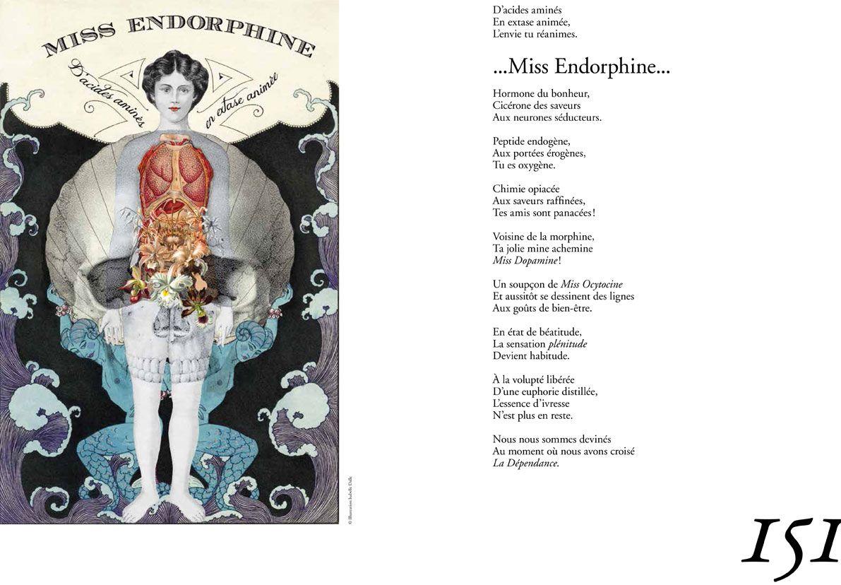 Couverture du livre Miss Endorphine