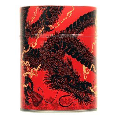 Thé du dragon de Nancy Peña