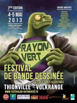 Festival BD Rayon Vert - Thionville