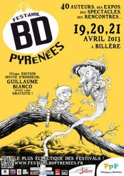 Festival BD Pyrénées 2013