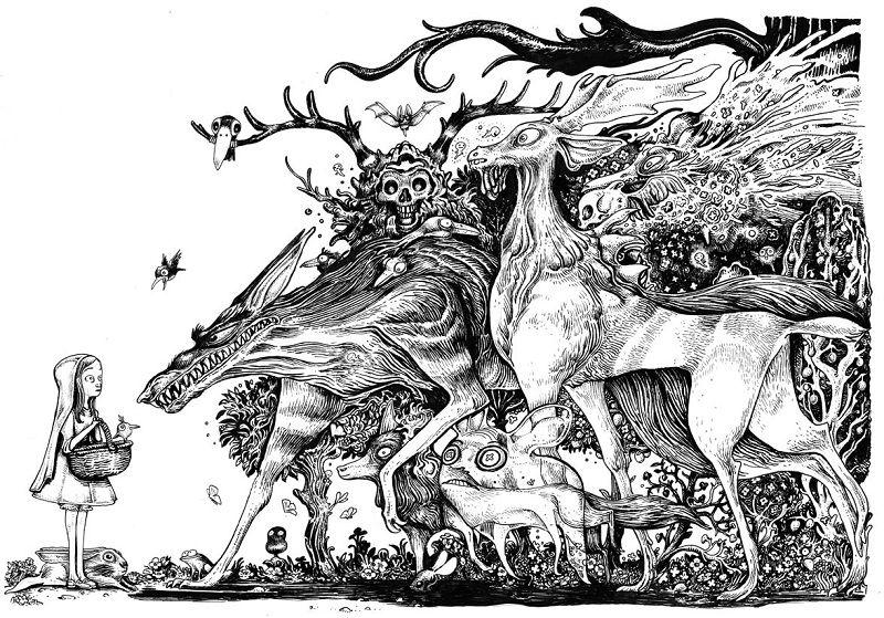 Affiche Forest de Lionel Richerand