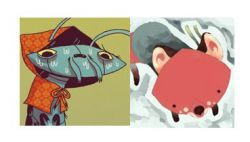 Extraits des illustrations de Yohan Sacré