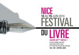 Festival du livre Nice 2014